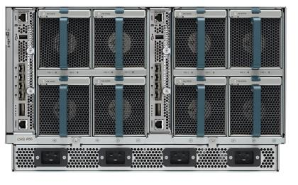 Cisco UCS Mini - rear